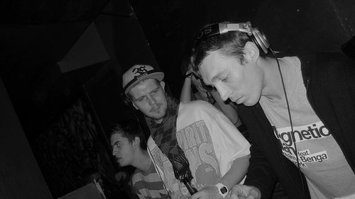 Hi-Jak, Loefah and Skream