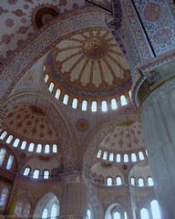 The Blue Mosque, Istanbul, Turkey (Simon Purdy) Tags: beauty architecture turkey arch mosaic islam istanbul mosque dome orient bluemosque easterneurope islamic islamicarchitecture oldmosque gnneniyisi lpdetails islamcultureandpeople