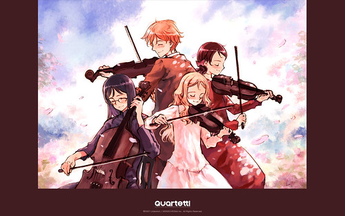 Quartett! (by yukiruyu)