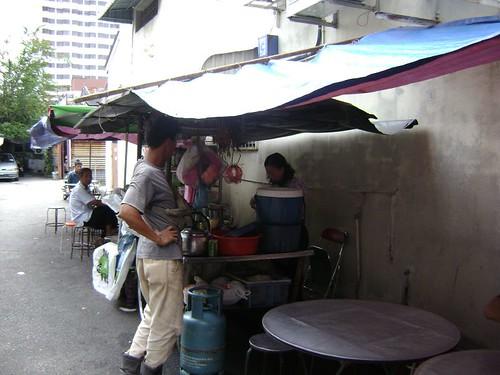 Hawker Stall #2