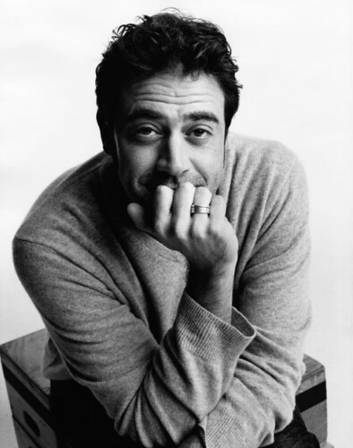 ... Husband with Jeffrey Dean Morgan, and he has dimples, and tattoos, ...