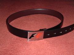 Bernie's belt