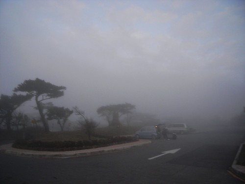 你拍攝的 48迷霧。