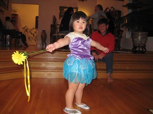Dancing Julia