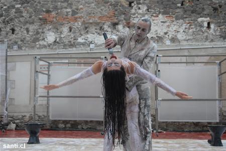 Paraiso - Teatro El Silencio