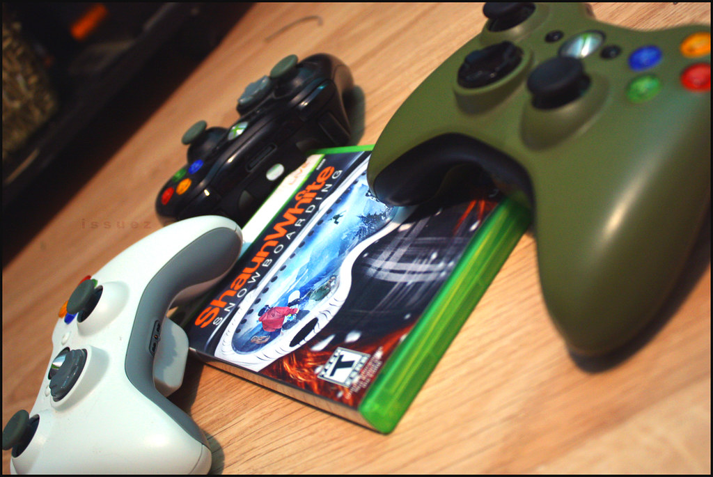 2/365: missing my xbox360