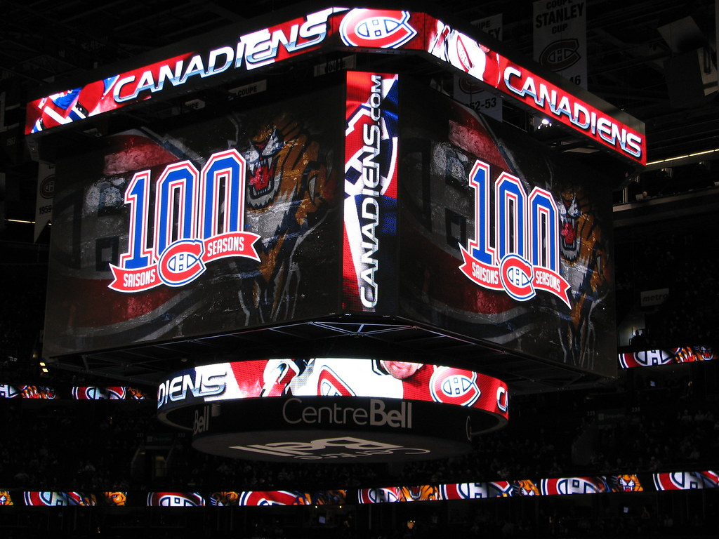 100 saisons de hockey