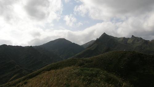 030.美麗的稜線