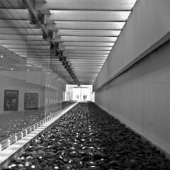 Museu Oscar Niemeyer (Tang H. Sheng) Tags: rolleiflex acros 75mm 35f duoscan