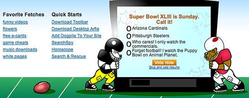 Dogpile Super Bowl