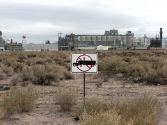 Boron, California (Dizzy Atmosphere) Tags: california mining environment boron borax kerncounty sodiumborate usborax usboraxandchemical