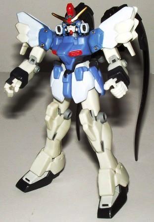 Gundam Sandrock Custom Gold loose a by you.