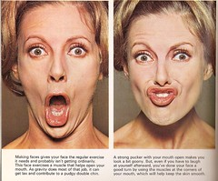 facial exercises 1: Discover a Lovelier You (W...