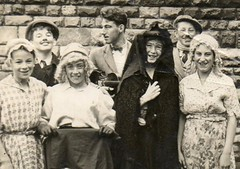 St Michael's School Pantomime 1956