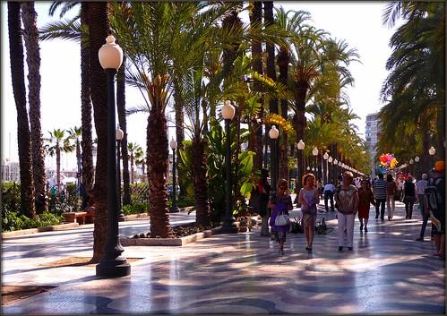 Esplanade Alicante