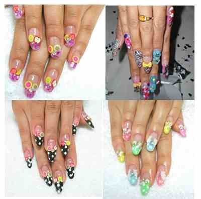 kawaii-nail-art-1