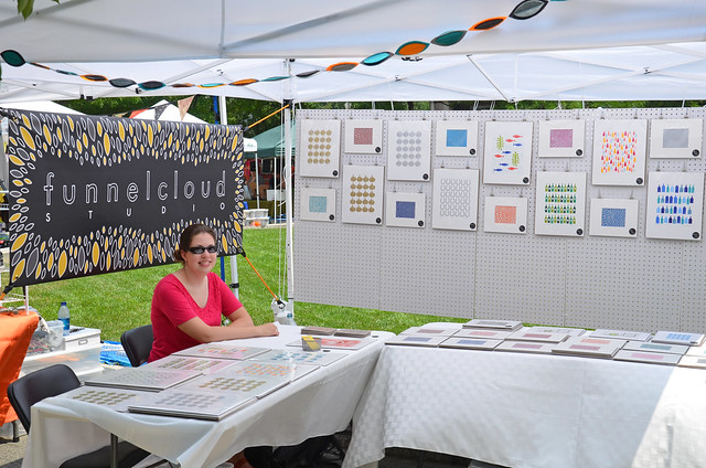 ballston arts & crafts market - june 2011