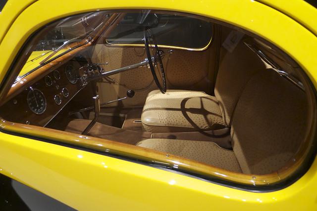 165/365 Bugatti Ostrich Interior