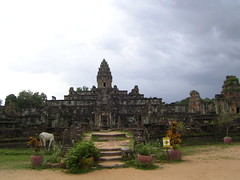 Bakong, Angkor Complex, Cambodia