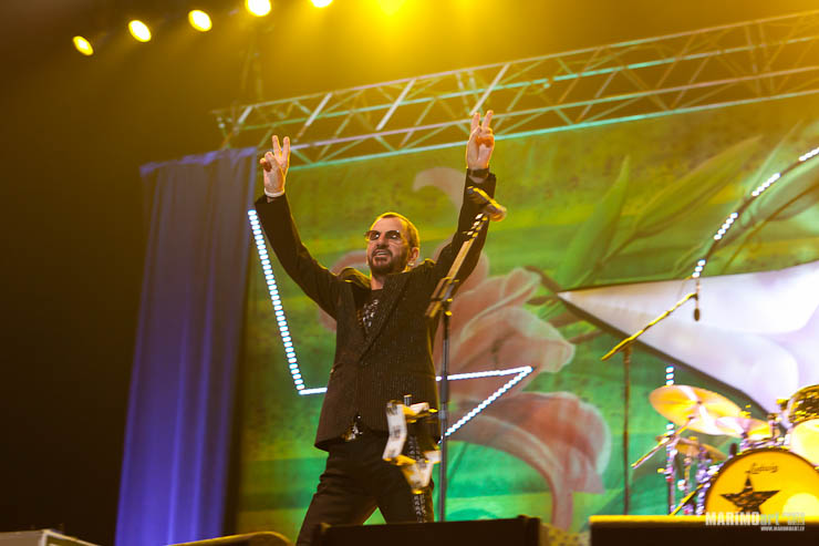 Ringo Starr Concert in Riga 2011-3.jpg