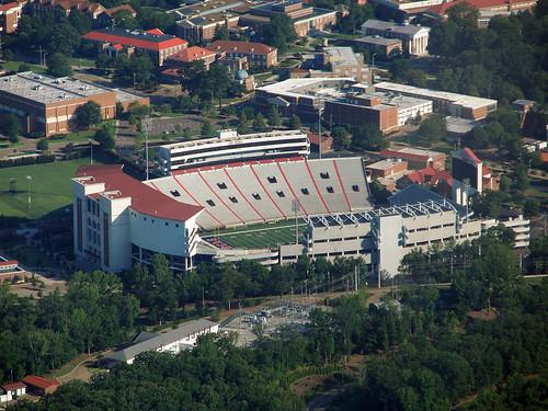 The Stadium Up North