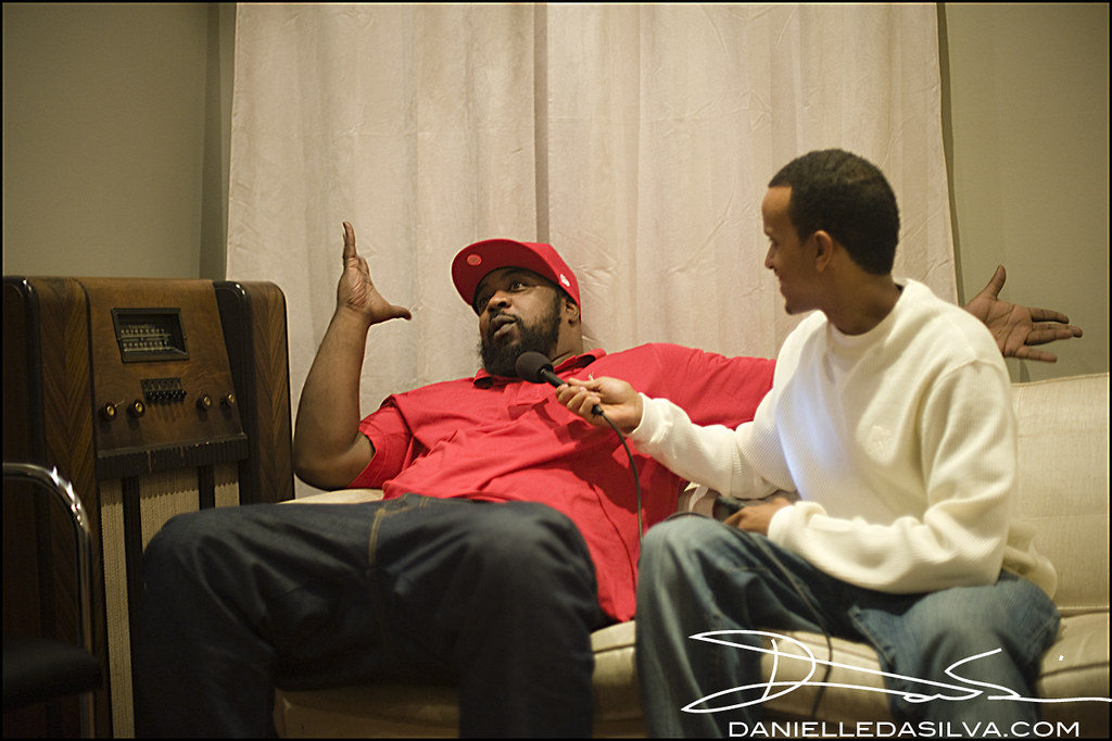Sean Price Interview on The Come Up Show