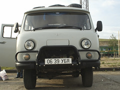 UAZ in all its glory