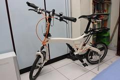 IMG_3557 (Myron Lu) Tags: bicycle birdy mytoy