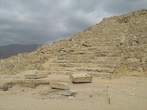 Pyramids at Caral