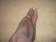 22 (feetman1) Tags: feet stockings femalefeet