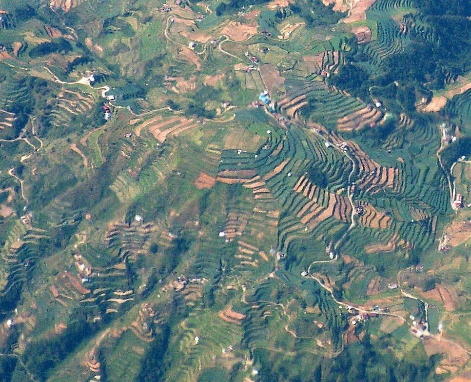 フィリピン・コルディリェーラの棚田群の画像 p1_26