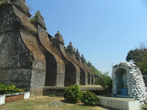 Paoay Church ウルトラバロック・パオアイ教会