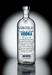 Asboslut Vodka