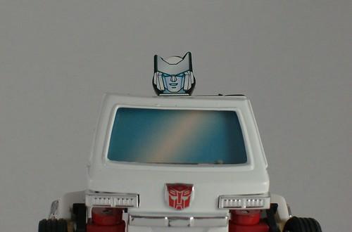 Transformers Ratchet (G1 Encore) - modo robot