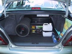 Galant Boot with Bass Tube