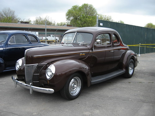 40 ford coupes are nice
