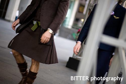 Dapper Scots