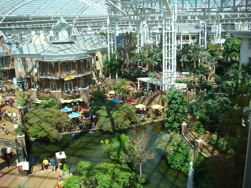 Delta Island at Opryland