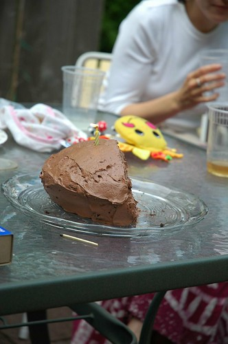 1/2 Birthday Cake