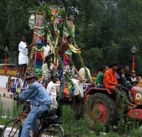 festival in kodai 210508