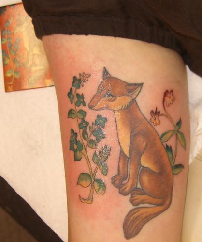 foxy tat