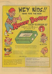 Howdy Doody Color Television Set (by senses working overtime)