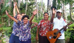happy fijians