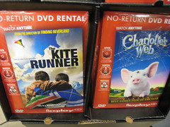 No-Return DVD Rentals