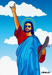 Ohh Jesus Nice !! (Victor Ortiz - iconblast.com) Tags: