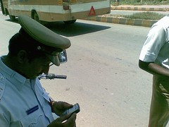 Traffic cop 1