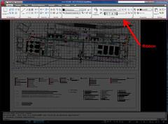 The AutoCAD 2009 Ribbon UI