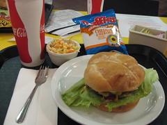 Weeneez cheeseburger combo