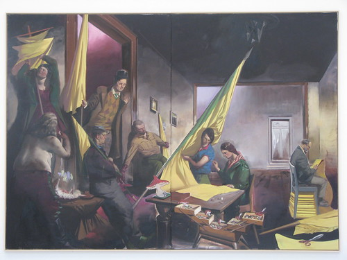 Neo Rauch at David Zwirner