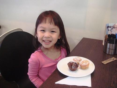 Muffin@Cafe Modena